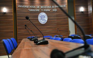 PROIECT FINALIZAT: Sala de conferinte, Facultatea de Farmacie