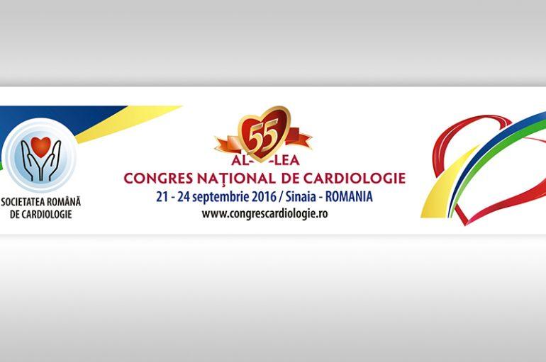 Evenimente in premiera la cel de-al 55-lea Congres National de Cardiologie