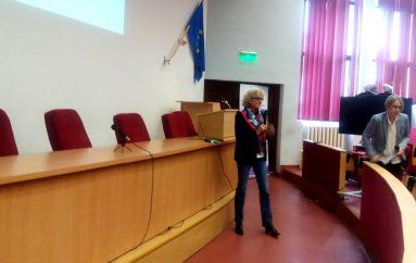 Prezenta onoranta la UMF Iasi: prof. univ. dr. Margitta Seeck
