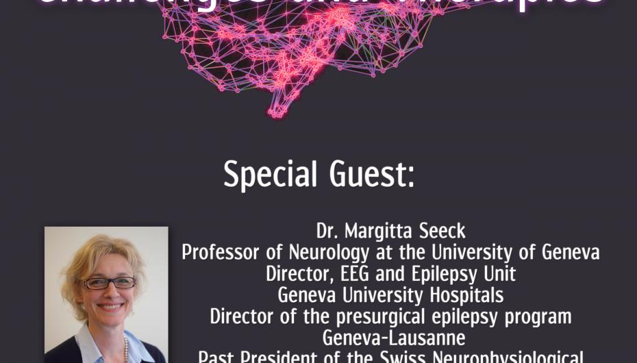"Conferinta organizata de SSMI: ""Epilespy: Challenges and Therapies"""