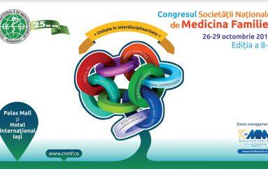 Iasul gazduieste Congresul Societatii Nationale de Medicina a Familiei