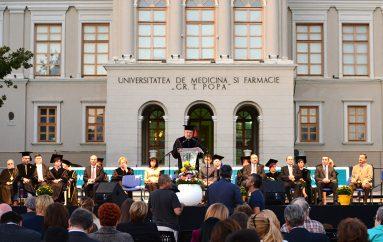 Discursul Rectorului UMF Iasi la deschiderea anului universitar 2016 – 2017