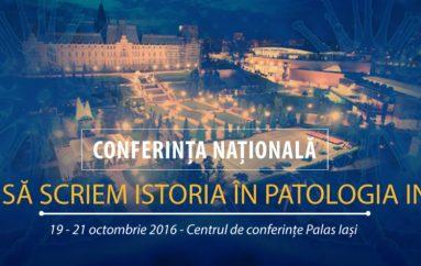 "Conferinta Nationala ""Continuam sa scriem istoria in patologia infectioasa"""