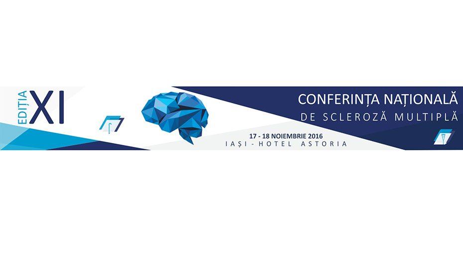 Conferinta Nationala de Scleroza Multipla, editia a XI-a