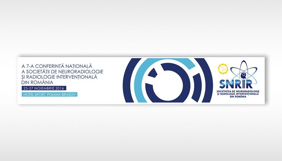 A 7–a Conferinta Nationala a Societatii de Neuroradiologie si Radiologie Interventionala din Romania