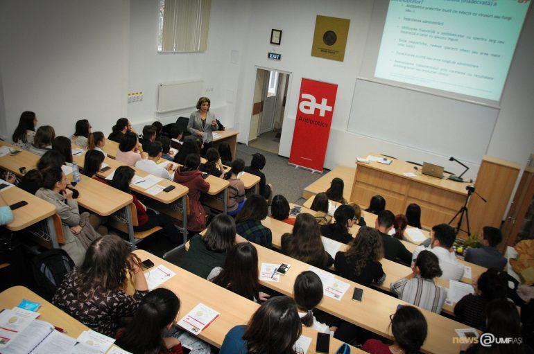 Utilizarea rationala a antibioticelor – tema unui concurs cu premii adresat medicinistilor