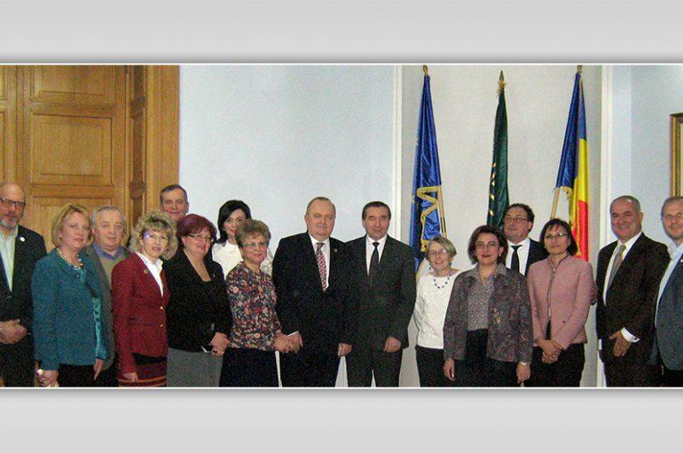 Colaborare in domeniul cercetarii stiintifice intre UMF Iasi si USAMV