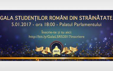 Trei medicinisti ieseni in finala Concursului LSRS pentru Excelenta Academica in Strainatate 2017