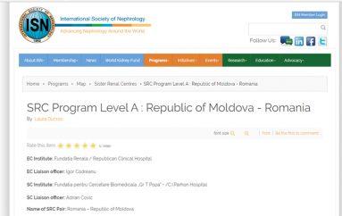 Parteneriatul regional Iasi – Chisinau, la nivel de excelenta in formarea profesionala