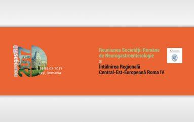 Congres bienal NeurogastRO la Iasi