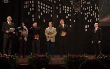 Profesorul Bogdan Anton, premiat la Gala Excelentei Sportului Iesean