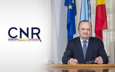Informare privind întâlnirea Consiliului Național al Rectorilor, 9 februarie 2017, București