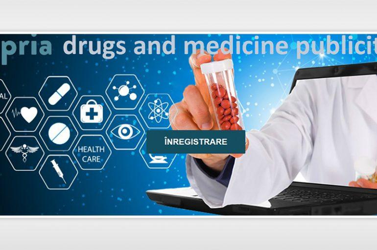 Conferință despre codurile de conduită din industria farmaceutică și legea publicității la medicamente