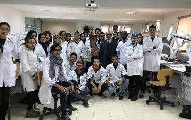 Contracte de colaborare cu facultăți de medicină dentară din Rabat și Casablanca