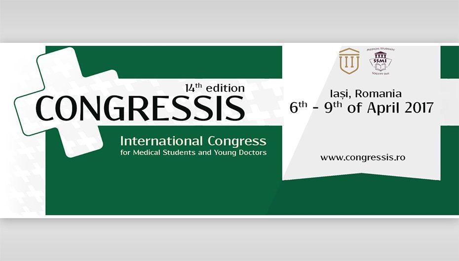 Invitați surpriză la cea de-a 14-ediție a Congressis
