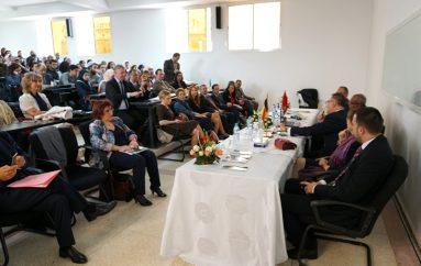 Delegația UMF Iași în Maroc, la Ziua Porților Deschise pentru România