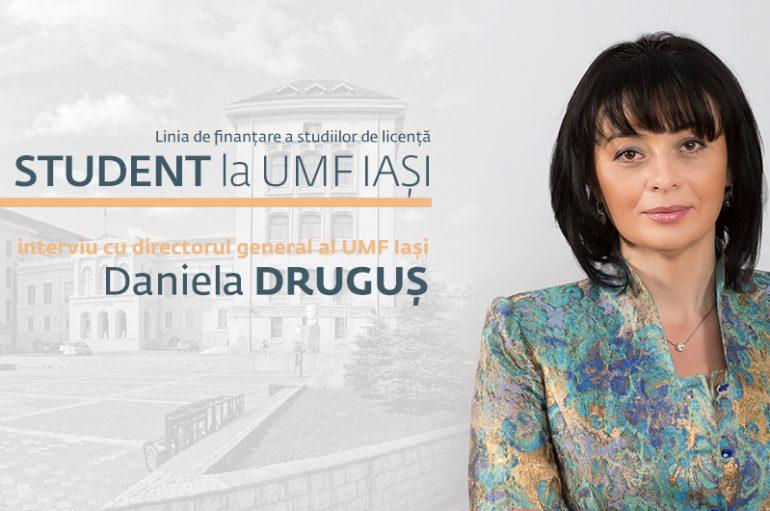 """""""Student la UMF Iași"""" – la pas pe linia de finanțare către o carieră în medicină"""