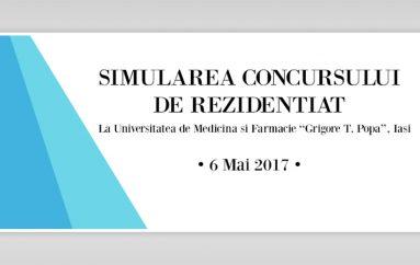 Simularea Concursului de Rezidențiat la UMF Iași