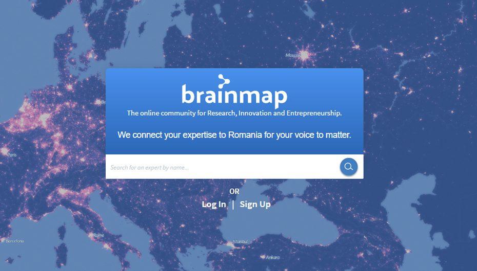 Invitație pe brainmap.ro