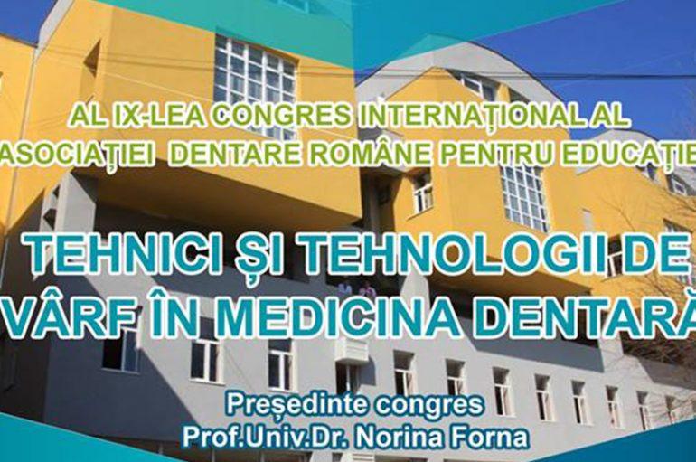 Zilele Facultății de Medicină Dentară din cadrul UMF Iași  – a XXI-a ediție