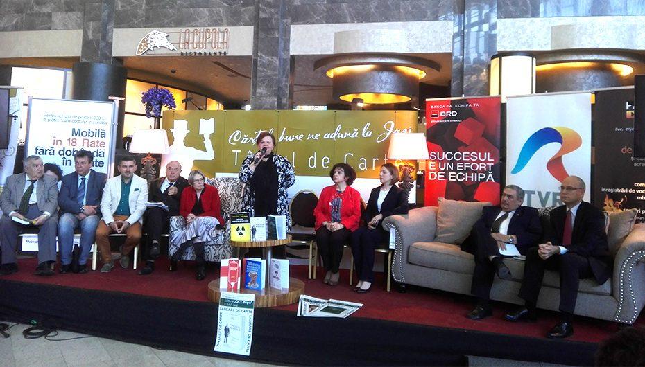 Pericolul (ne)isprăviților – cartea eveniment a UMF Iași, lansată la LIBREX