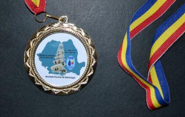 Facultatea de Bioinginerie Medicală a UMF Iași, medaliată la Congresul Naţional de Balneologie