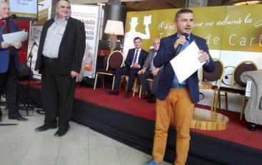 """UMF Iași, premiată la Târgul de Carte Librex pentru """"Pericolul (ne)isprăviților"""""""