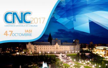 A început CNC 2017 – Conferința Națională de Chirurgie