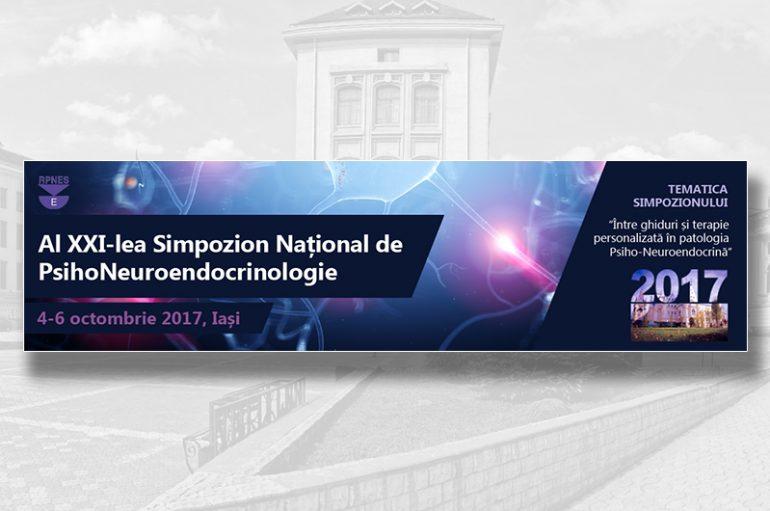 Simpozionul Național de Psiho-Neuro-Endocrinologie este găzduit de UMF Iași