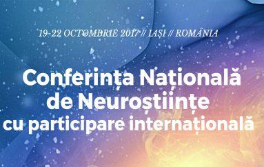 "Conferința Internațională ""Zilele Medicale ale Spitalului Clinic de Urgență Prof. Dr. N. Oblu Iași – 45 ani de Neurochirurgie Ieșeană la nivel european"""