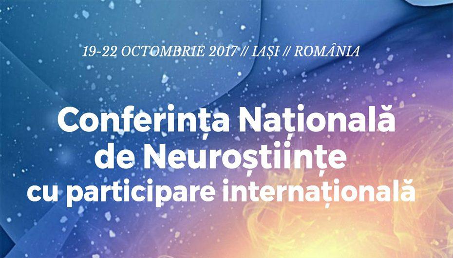 """Conferința Internațională """"Zilele Medicale ale Spitalului Clinic de Urgență Prof. Dr. N. Oblu Iași – 45 ani de Neurochirurgie Ieșeană la nivel european"""""""