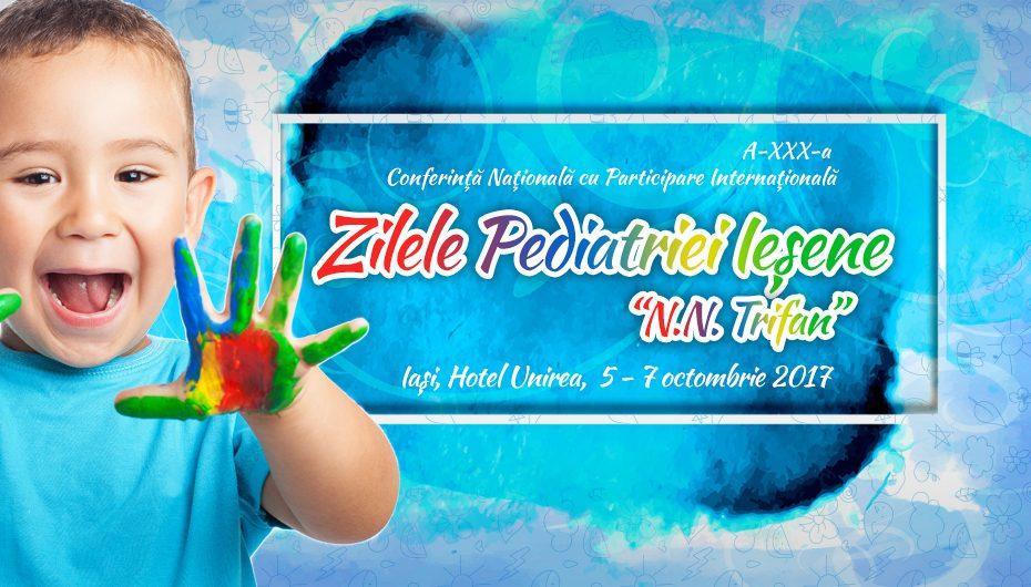 Zilele Pediatriei Ieșene – ediție jubiliară