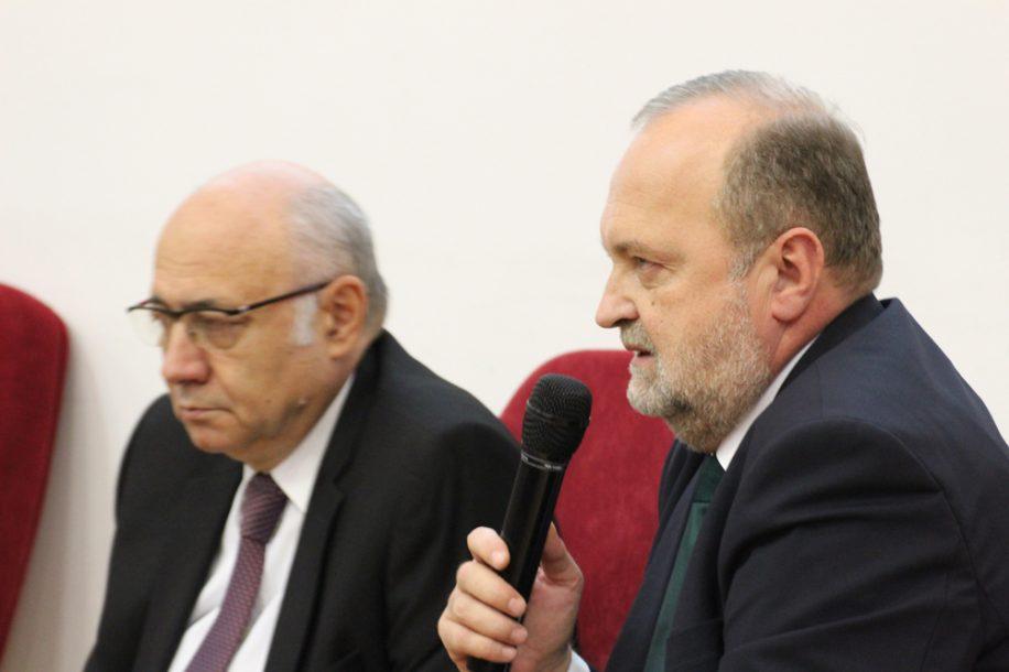 """Conferințele """"Grigore T. Popa"""" – Acad. Irinel Popescu – Istoria transplantului în România"""