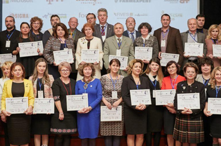 UMF Iași, premiată la Gala Edumanager.ro