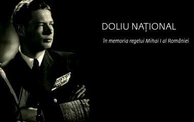 Trei zile de doliu național (14 decembrie – 16 decembrie 2017)