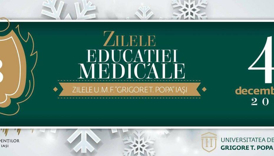 Zilele UMF Iași 2017 – Zilele Educației Medicale