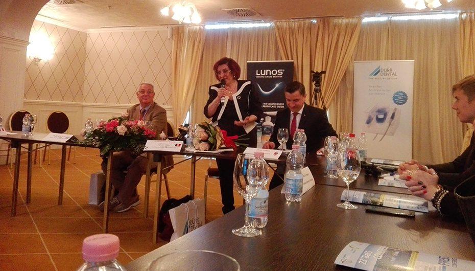 Congresul Societăţii Balcanice de Stomatologie (BaSS) și-a deschis astăzi porțile