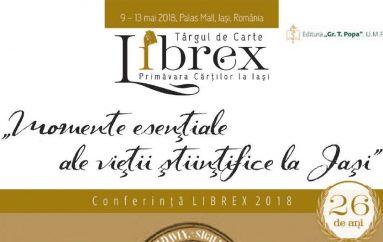"Editura ""Grigore T. Popa"" a UMF Iași, prezență activă la LIBREX 2018"