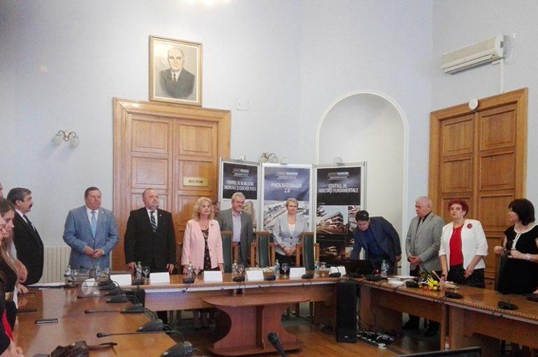 """Sărbătoare la UMF Iași – """"Copiii lui Nedea"""" au absolvit facultatea"""