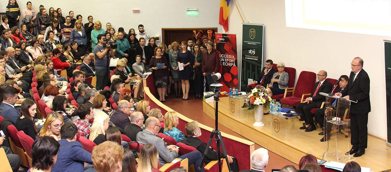 Deschiderea anului universitar 2018-2019 la UMF Iași