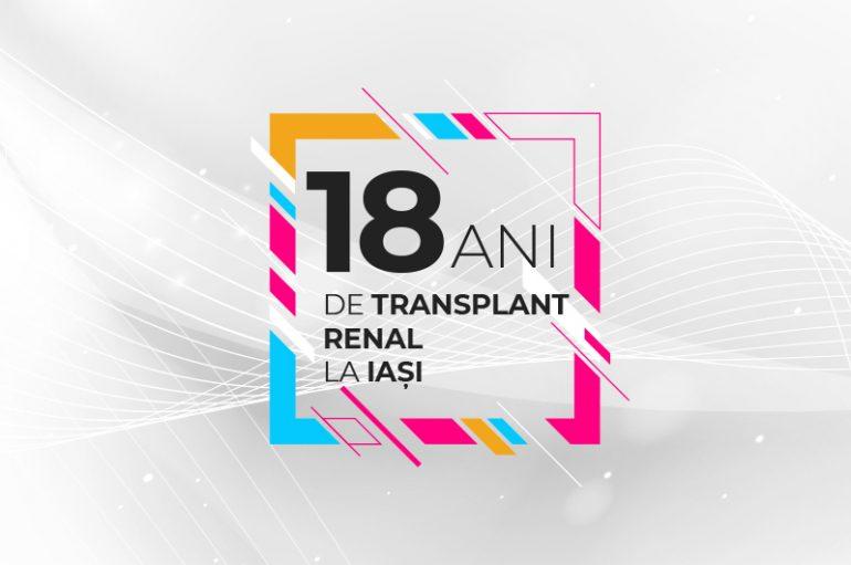 18 ani de transplant renal la Iași