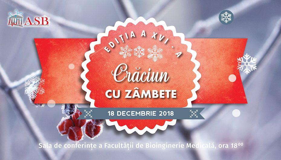 Facultatea de Bioinginerie Medicală – Crăciun cu Zâmbete