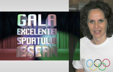 Cadru didactic de la UMF Iași, premiat la Gala Excelenței Sportului Ieșean