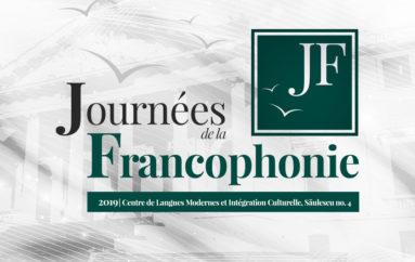 Bonjour, Francophonie!