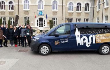 1350 de liceeni din regiune au aflat de la universitățile ieșene și de la companii de ce să se dezvolte la Iași