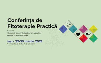 Conferința de Fitoterapie Practică 2019