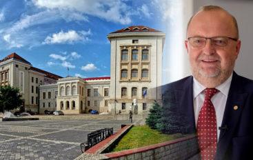 """Interviu-bilanț cu prof. univ. dr. Viorel Scripcariu, la finalul primului mandat de rector al UMF """"Grigore T. Popa"""" din Iași"""
