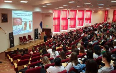 "Campanie de luptă împotriva tuberculozei, la UMF Iași: ""Sănătatea plămânilor contează"