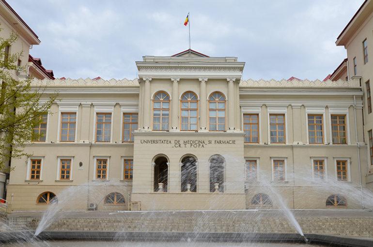 UMF Iași câștigă al cincilea proiect de tip ROSE