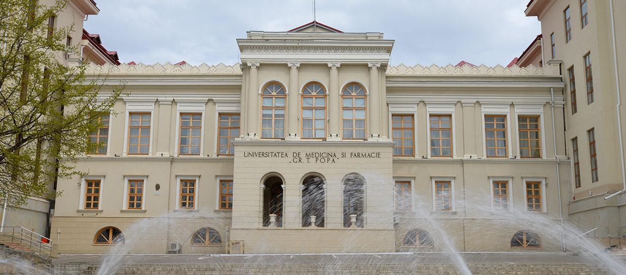 Prof. Univ. Dr. Viorel Scripcariu, rectorul UMF Iași, a anunțat astăzi echipa de prorectori cu care va conduce Universitatea în mandatul 2020-2024